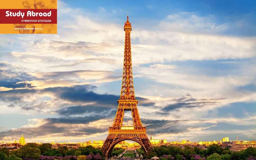Study in France – Why choose to study in France